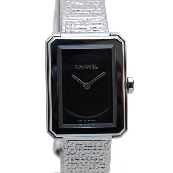 シャネル CHANEL ボーイフレンド ツイード H4876 レディース クォーツ 新品