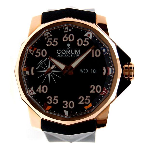 コルム CORUM アドミラルズカップ コンペティション48 947.941.55 0371 AN32 K18RG 48mm 新品