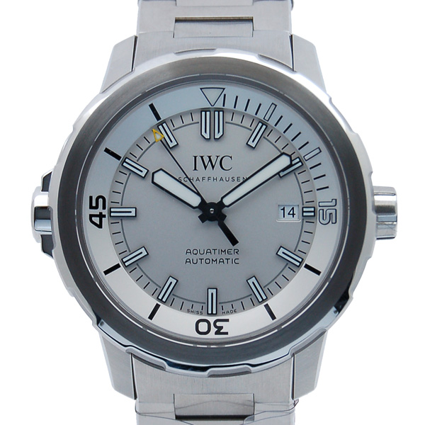 IWC アクアタイマー オートマチック IW329004 SS 42mm シルバー 新品