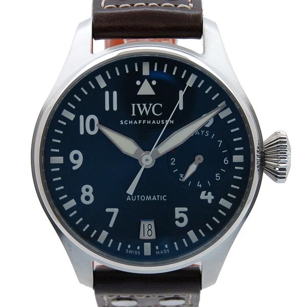 IWC ビッグパイロットウォッチ プティ・プランス IW500916 46mm ブルー 新品