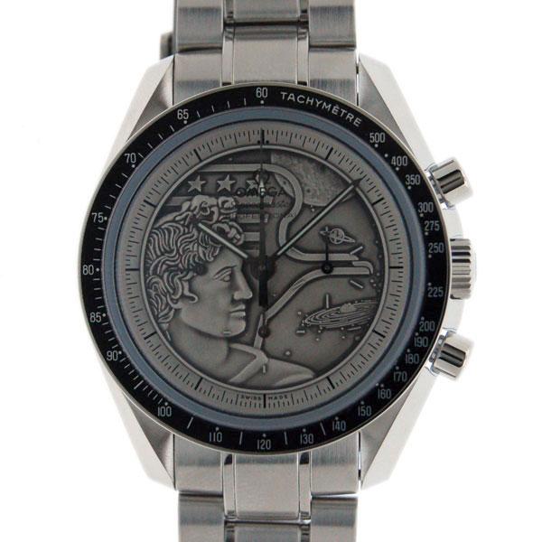 オメガ OMEGA スピードマスター アポロ17号40周年記念 311.30.42.30.99.002 世界1972本限定 新品