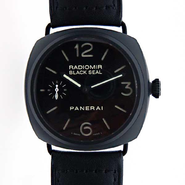 パネライ PANERAI ラジオミール ブラックシール セラミック PAM00292 45mm 手巻き 新品