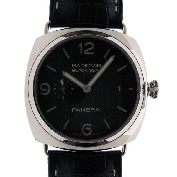 パネライ PANERAI ラジオミール ブラックシール 3デイズ PAM00388 ブラック 自動巻 新品