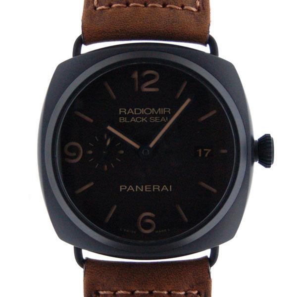 パネライ PANERAI ラジオミール コンポジット ブラックシール 3デイズ PAM00505 ブラウン 自動巻 新品
