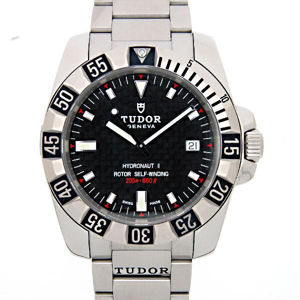 チュードル TUDOR ハイドロノート2 20030 ブラックカーボン 3連ブレス 新品