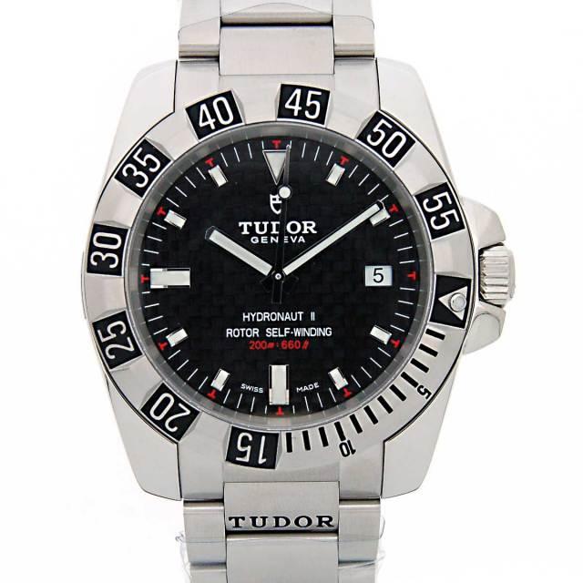 チュードル TUDOR ハイドロノート2 20040 ブラックカーボン 3連ブレス 新品