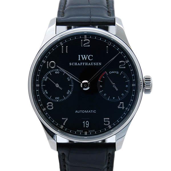 IWC ポルトギーゼ オートマティック 7デイズ IW500109 新品アウトレット