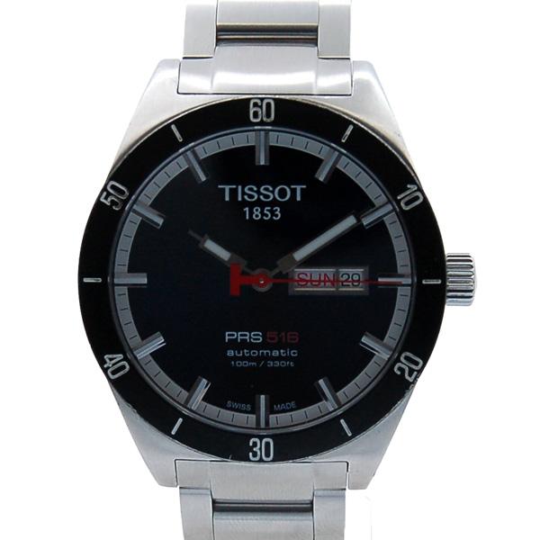 ティソ TISSOT T-SPORT PRS516 T044.430.21.041.00 ブルー USED 中古