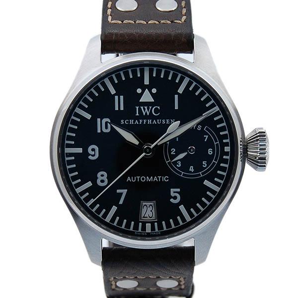 IWC インターナショナルウォッチカンパニー ビッグパイロットウォッチ 7デイズ IW500201 自動巻 46mm USED 中古