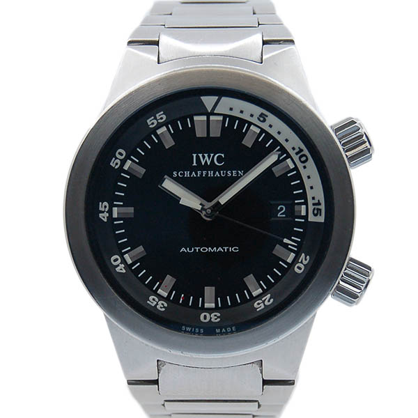 IWC アクアタイマー オートマティック IW354805 USED 中古