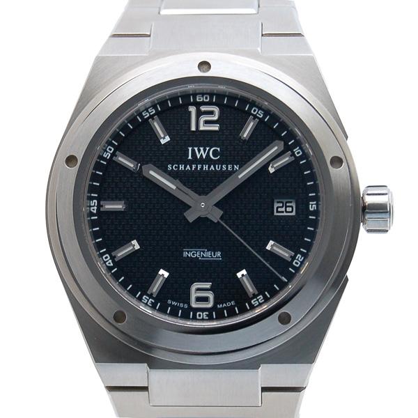 IWC インターナショナルウォッチカンパニー インジュニア SS IW322701 自動巻 USED 中古