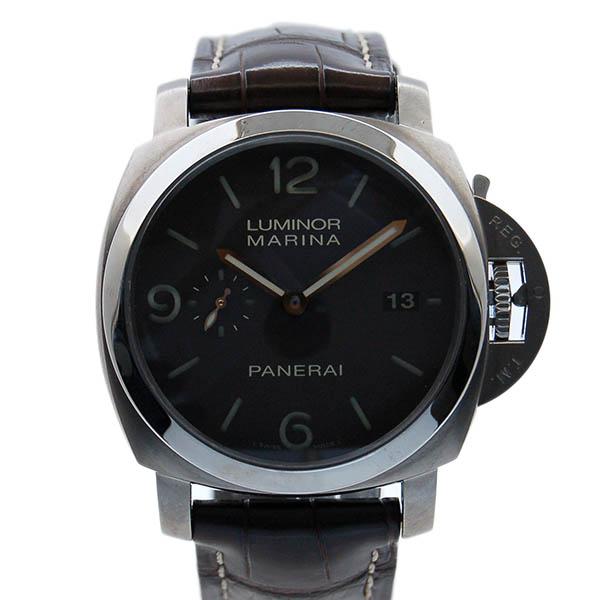 パネライ PANERAI ルミノール1950 3デイズ PAM00351 44mm 自動巻 チタン 革 USED 中古