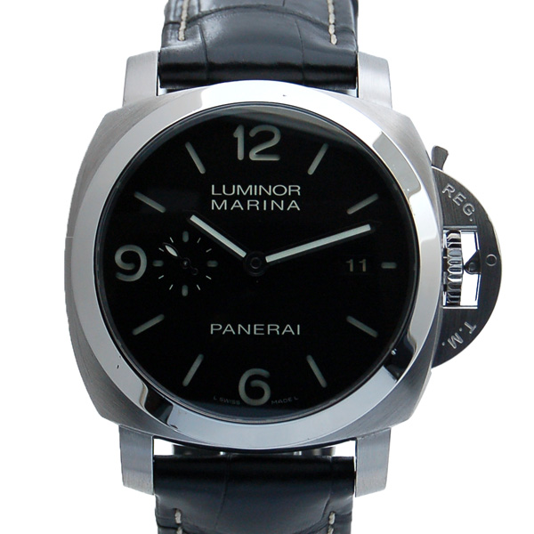 パネライ PANERAI ルミノール1950 3デイズ PAM00312 44mm 自動巻 USED 中古