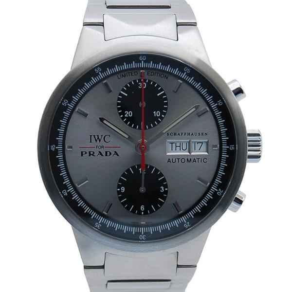 IWC GSTクロノ PRADA IW370802 世界2000本限定 USED 中古