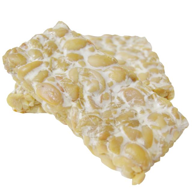 大豆テンペ(長野県大豆100%使用、遺伝子組換えでない)