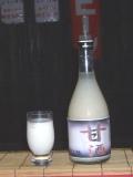 金泉 酒蔵の甘酒 500ml