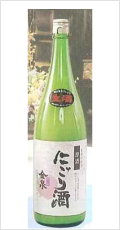 金泉にごり酒(原酒) 1800ml