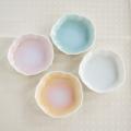 【和食器通販 金照堂】 藤巻製陶  プラティ 小皿(4色)