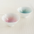【和食器通販 金照堂】 藤巻製陶  プラティ ライスボウル・お茶碗(4色)