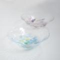 【和食器通販 金照堂】花しずく ガラス小鉢