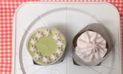 春限定カップケーキ2個セット (卵、乳、小麦アレルギー対応)