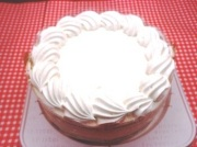 アレルギー対応ケーキ クリームホールケーキ