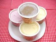 アレルギー対応ケーキアイスクリーム4種類