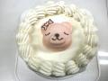熊さん苺ムーストッピング(卵、乳製品、小麦対応】