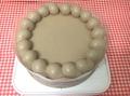 米粉 100%植物性チョコクリーム ホールケーキ