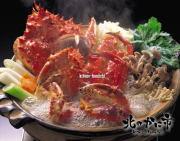 北海道タラバ蟹&ずわいかに鍋・かにすきセット(送料無料)【2017ご贈答・お祝いギフト推奨商品】