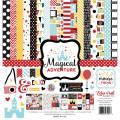 �ڥ�����åץ֥å��� �ڡ������å� 12�������12x12 echo park paper - magical adventure collection kit�ʥޥ����륢�ɥ٥���㡼 ���쥯����åȡ�