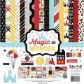 【スクラップブッキング ページキット 12インチ】12x12 echo park paper - magic and wonder collection kit(マジック&ワンダー コレクションキット)