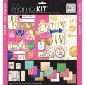 �ڥ�����åץ֥å��� �ڡ������å� 12�������12x12 me & my big ideas  scrapbook kit - friends�ʥե��