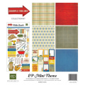 �ڥ�����åץ֥å��� �ڡ������å� 12�������12x12 echo park paper mini themes granpa's tool shed�ʥ����ѥ��ġ��륷���åɡ�