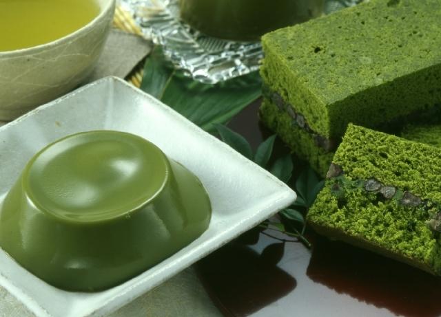 宇治茶と抹茶の洋菓子【A】