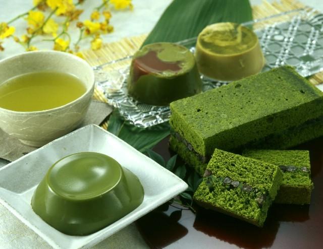 京の抹茶スイーツ