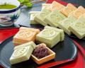 「京のお手作り最中と宇治茶」 2015新商品