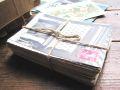 フランスアンティーク ポストカード50pセット