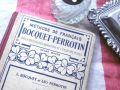 フランスアンティーク 古書 テキストLA COMPOSITION FRANCAISE 1924年