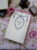 """フランスアンティーク Nの本 """"Mon Oncle et mon Cure"""" JEAN DE LA BRETE"""