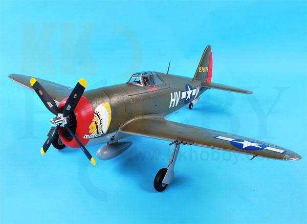 【スタンダードスピード】 P-47G サンダーボルト (レイザーバック)