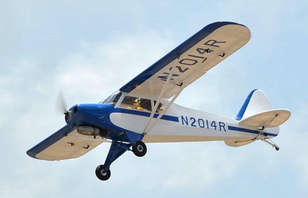 SUPER CUB PA-18 120/20cc