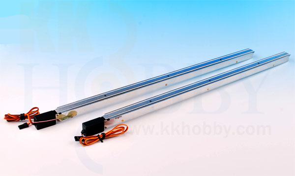 電動エアスポイラー (長さ:440mm)