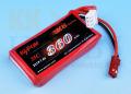 リポバッテリー KYPOM K6 7.4V 360mA 35C-70C JSTタイプコネクター