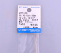 SUS.ロッド 0.8Φ x 600mm
