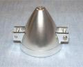 折ペラ用アルミスピナー(直径32mm:3mmシャフト用)