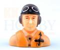 パイロット人形 35 (高さ40mm)