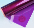 Eライト 透明パープル(紫)