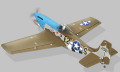 P51 MUSTANG GP/EP Size .91/15CC