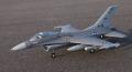 F16 (グレー) :全長960mm EDF64mm